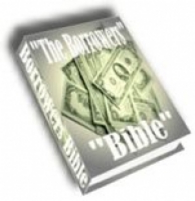 Product picture Everything You Need To Know About Credit & Borrowing Money