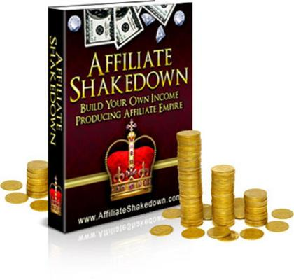 Product picture Affiliate Shakedown