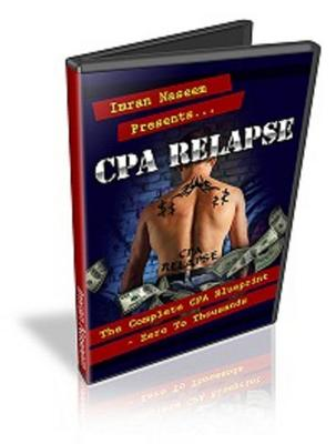Product picture CPA Relapse Email Marketing